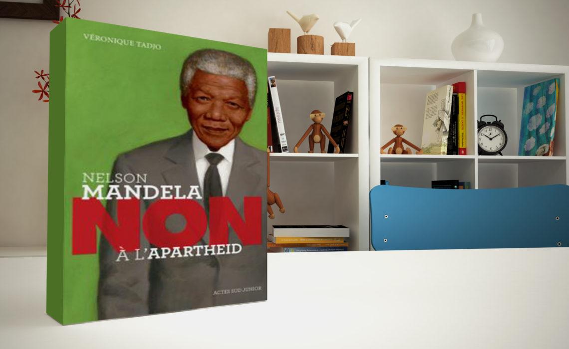 Nelson Mandela : Non à l'apartheid, Véronique Tadjo