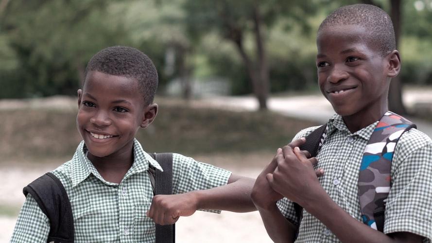 4 choses que mes fils apprendront… de gré ou de force