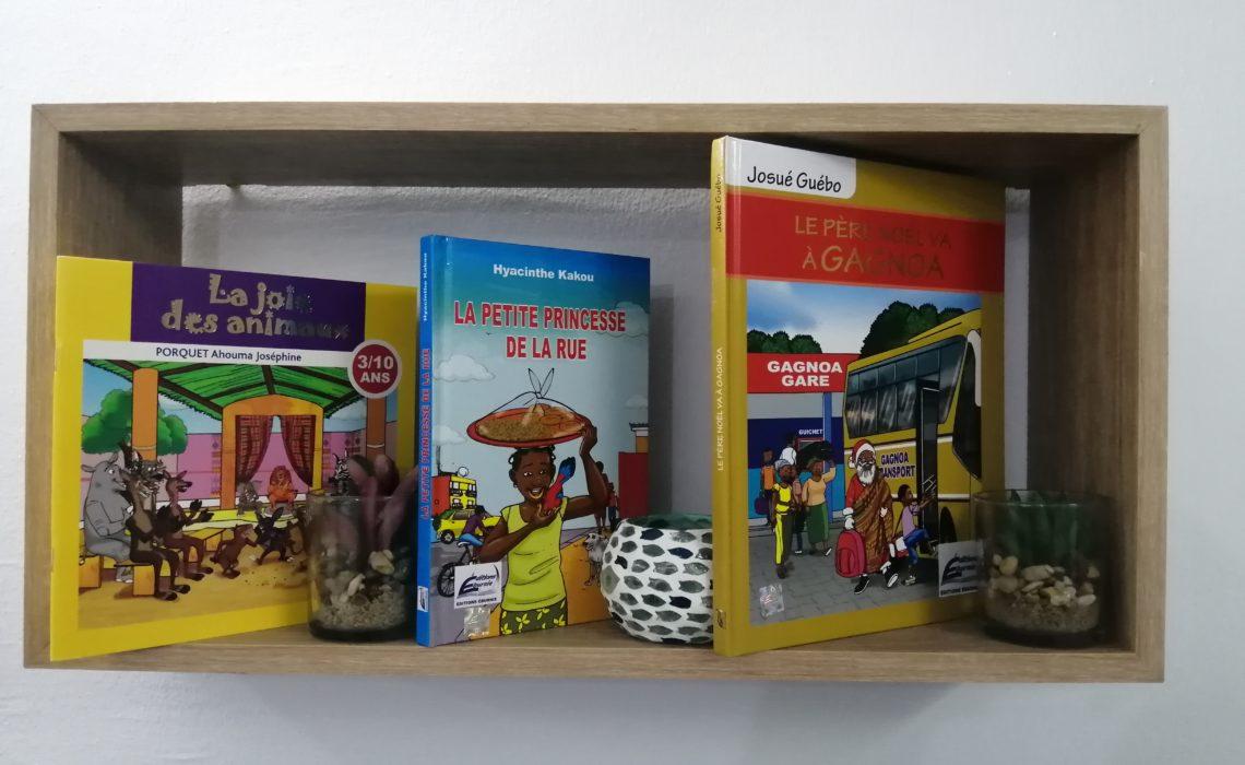 Offrez des livres à vos enfants à partir de 500 francs