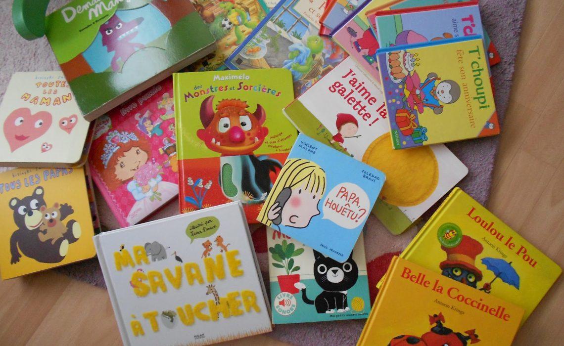 Pourquoi j'adore les livres pour enfants
