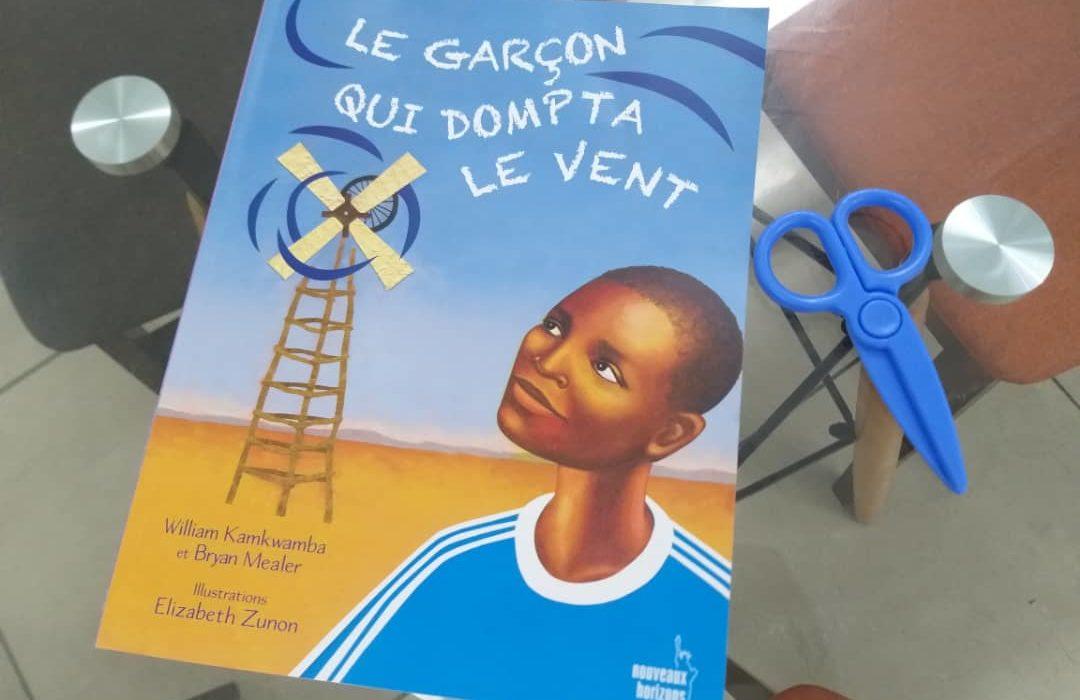 Le garçon qui dompta le vent, William Kamkwamba