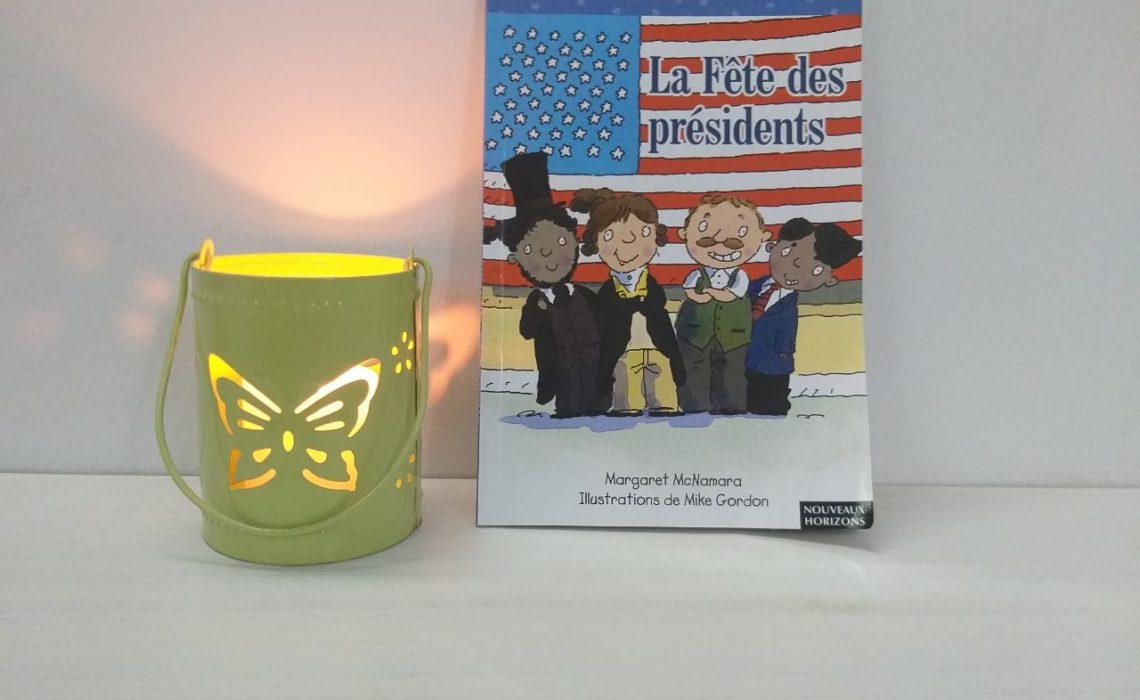 La fête des présidents, Margaret Mc Namara